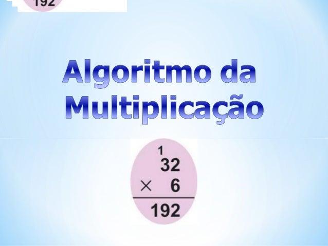 3. Multiplica a coluna das dezenas.3 6X 44 X 6 = 243 6X 44 X 3 = 12441412+2 = 141. Multiplica a coluna das unidades.2. Col...