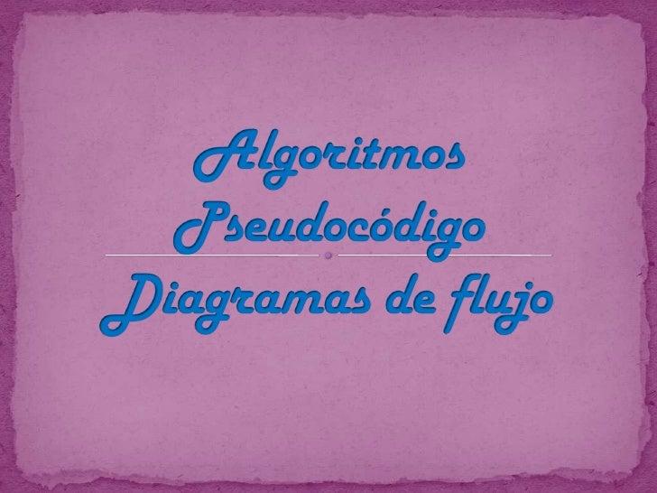 ¿ Qué son?El significado moderno de algoritmo es del todo similar al de receta, proceso, método, técnica, procedimiento, r...