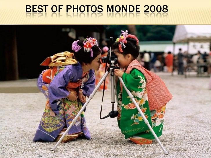 Algumas Das Melhores Fotos De 2008