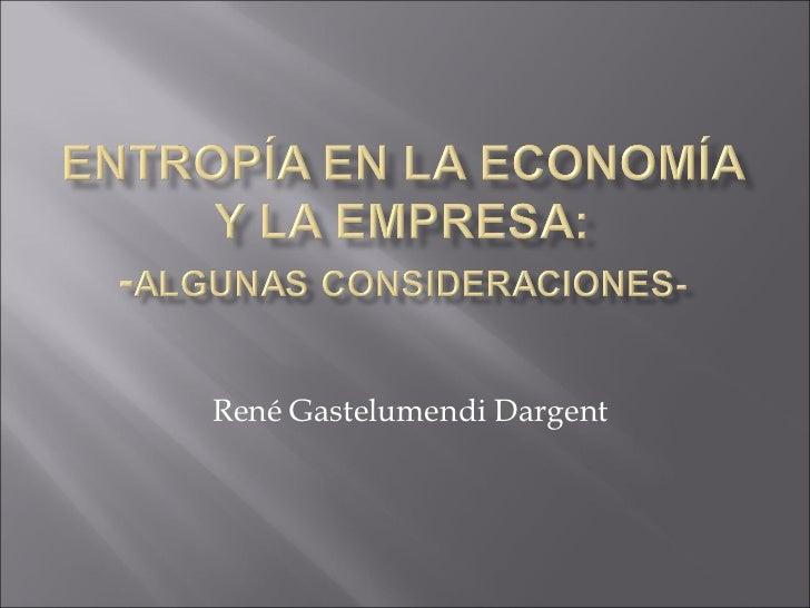 René Gastelumendi Dargent