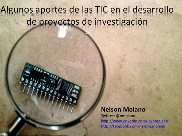 Nelson Molano                                                                          Twitter: @nmolano                  ...