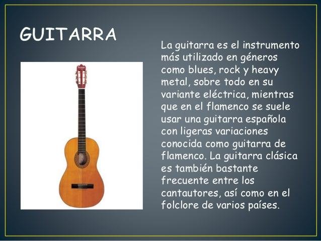 3ee0f2afe03c Algunos instrumentos musicales