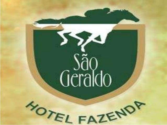 Alguns dos atrativos do Hotel Fazenda São Geraldo, C. do Almeida Ba