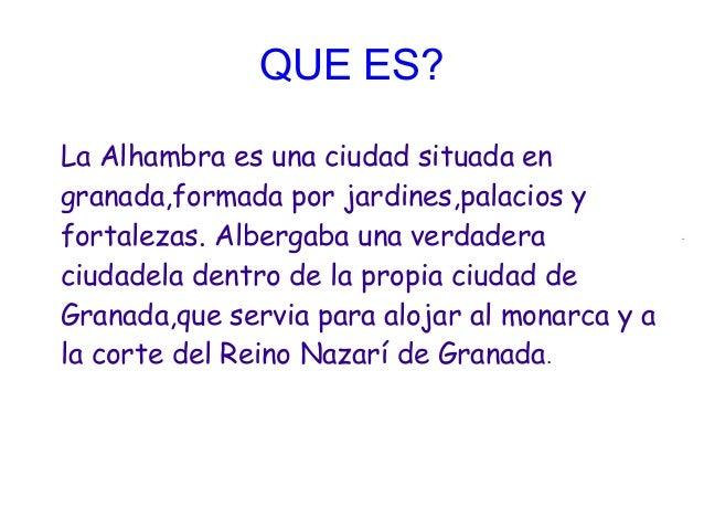Alhambra Slide 2