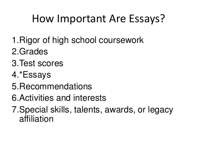 Scholarship essays for high school students