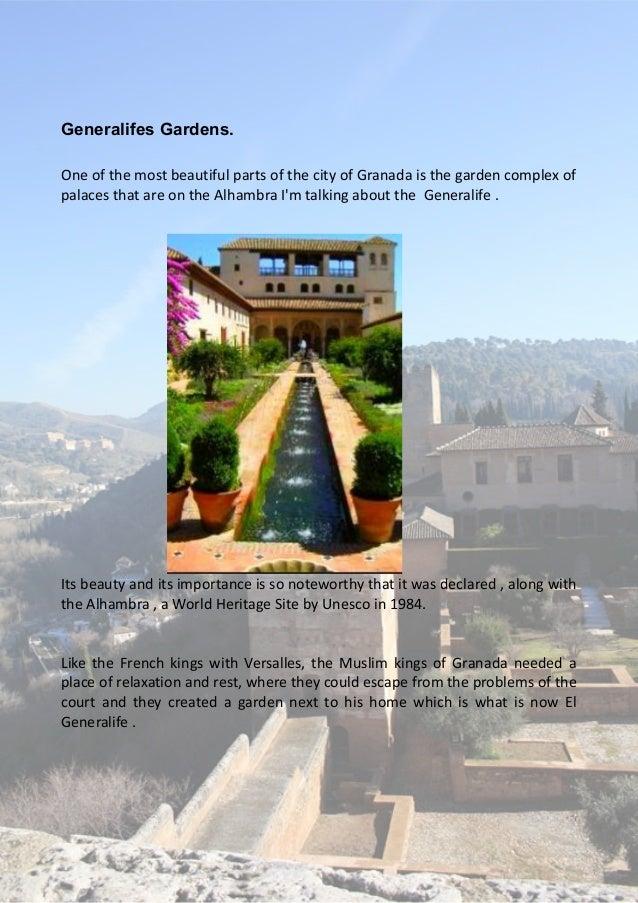 Granada Powerpoint Template
