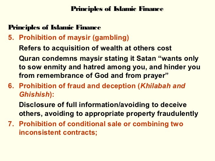 Prohibition of gambling in quran south beach casino and hotel manitoba