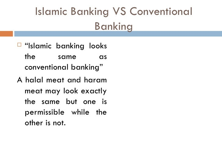 Conventional vs islamic banking research proposal