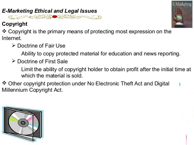 No Electronic Theft Act Intellectual Property Law