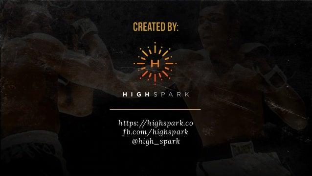 createdby: https://highspark.co fb.com/highspark @high_spark