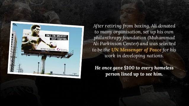 The Greatest Of All Time - 10 Quotes from Muhammad Ali Slide 3