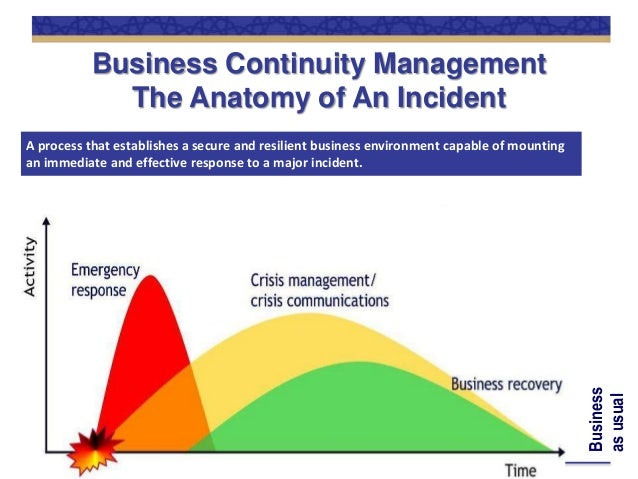 Risk and Business Continuity Management