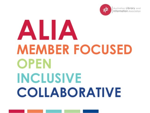 ALIA PD SCHEME ACADEMIC/RESEARCH SPECIALISATION Judy Brooker DIRECTOR OF LEARNING pd@alia.org.au