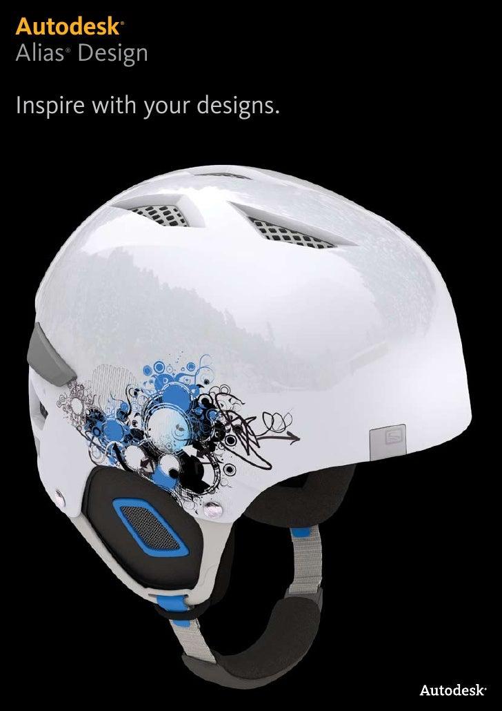Autodesk Alias Design Overview