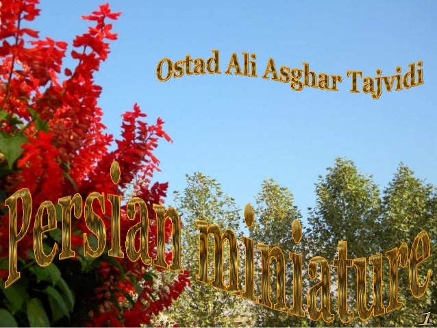 Ali Asghar Tajvidi was born in 1327 (Shamsi) in Fassa. (It is 1948 A.D). He finished his elementary educations there and w...
