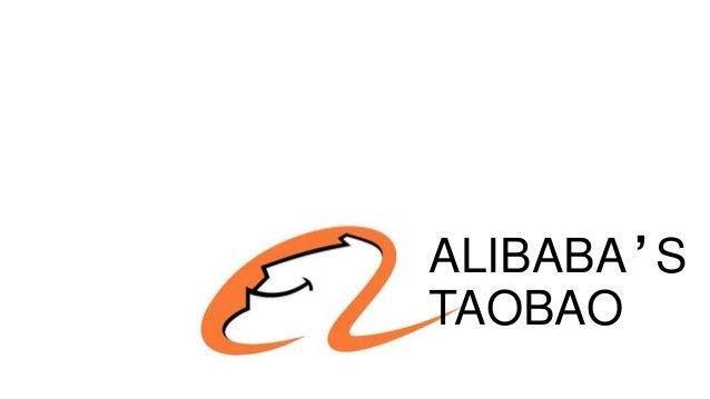 ALIBABA'STAOBAO