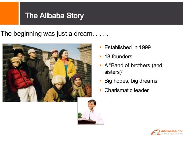 Alibaba Group: A Time-tested Team Employees: About 22,000 Offices: Corporate campus in Hangzhou plus more than 60 offices ...