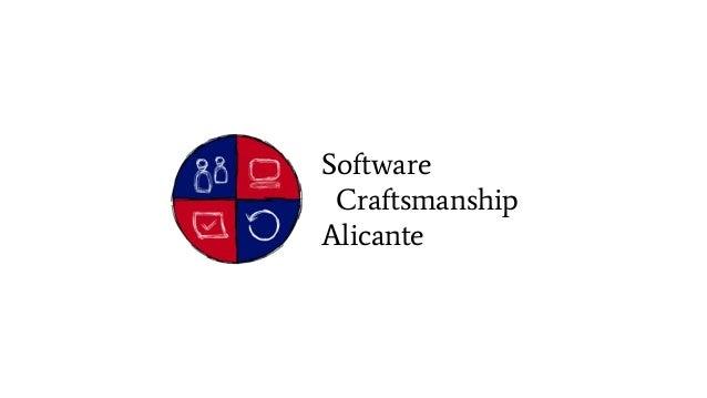 Software Craftsmanship Alicante