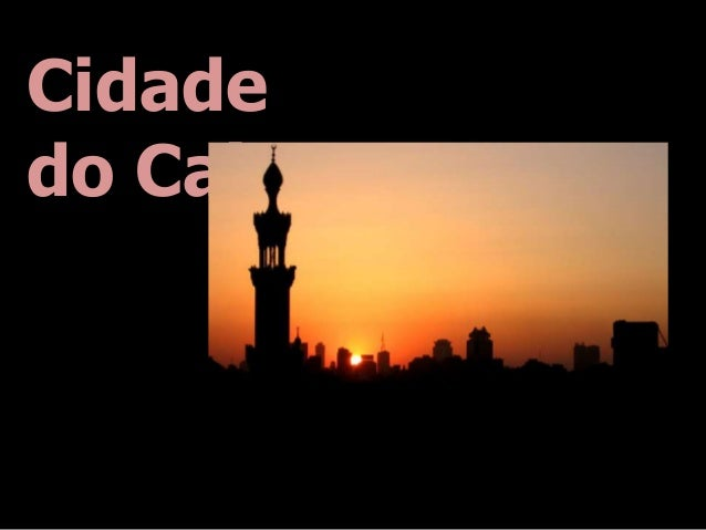 Cidadedo Cairo