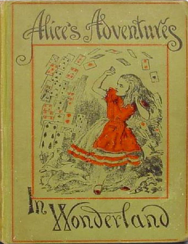 Table of Contents:       Alice's Adventures In Wonderland           CHAPTER I.-DOWN THE RABBIT HOLE           CHAPTER II.-...