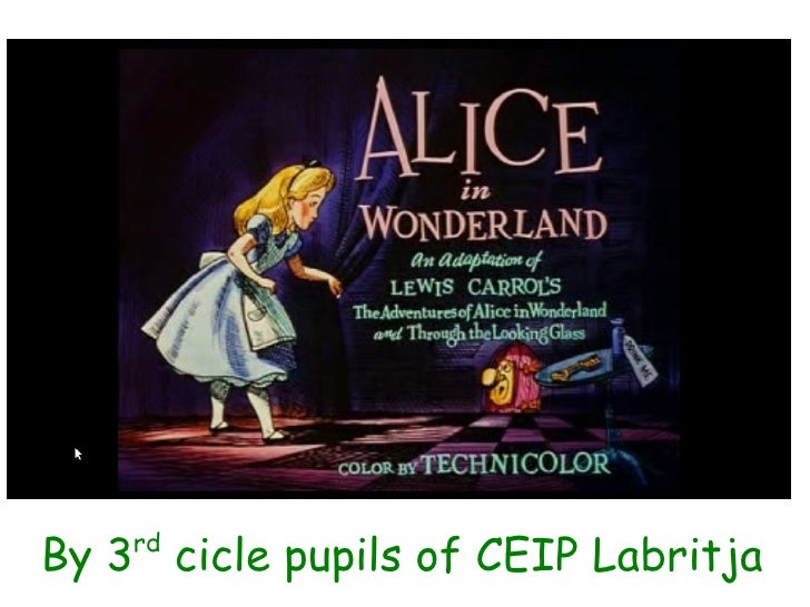 By 3 rd  cicle pupils of CEIP Labritja