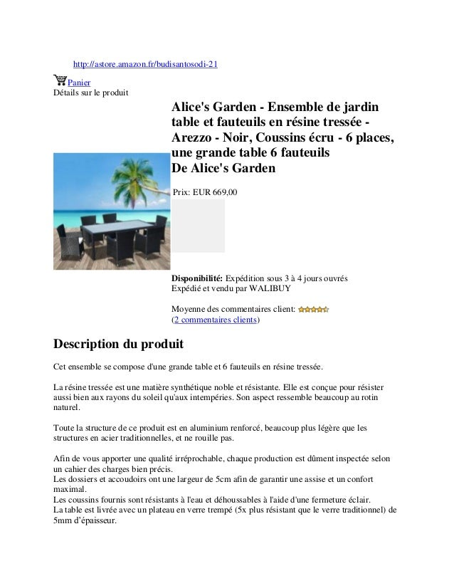 http://astore.amazon.fr/budisantosodi-21PanierDétails sur le produitAlices Garden - Ensemble de jardintable et fauteuils e...