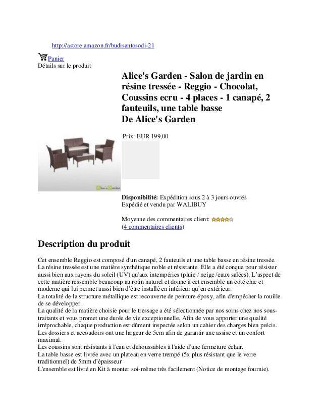 http://astore.amazon.fr/budisantosodi-21PanierDétails sur le produitAlices Garden - Salon de jardin enrésine tressée - Reg...