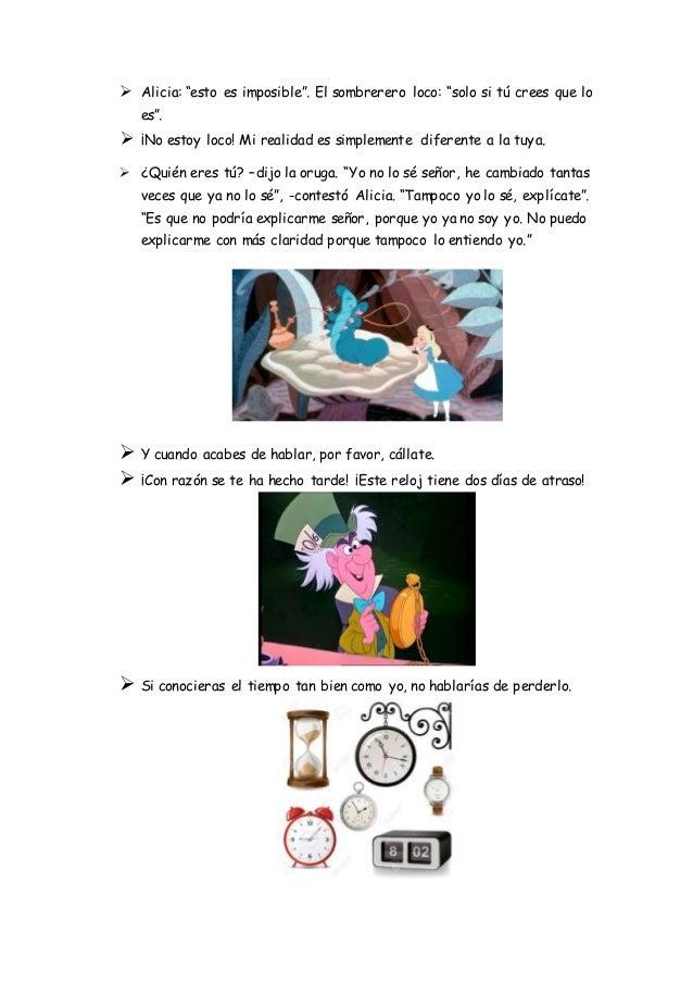 Alicia y la lógica matemática y racional Slide 3