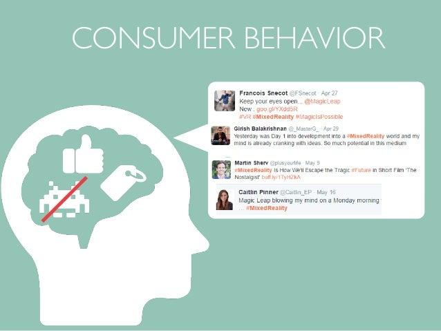 Consumer behavior analysis of magic tooth