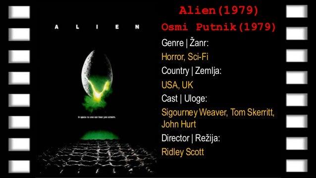 Alien (Osmi Putnik) 1979 | Online sa prevodom