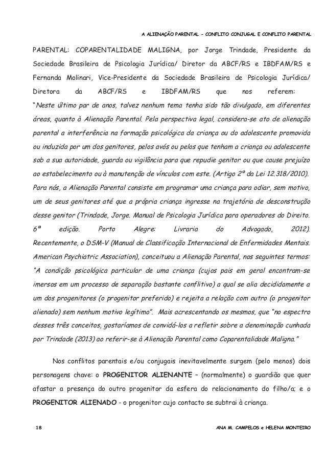 Jorge trindade manual de psicologia juridica