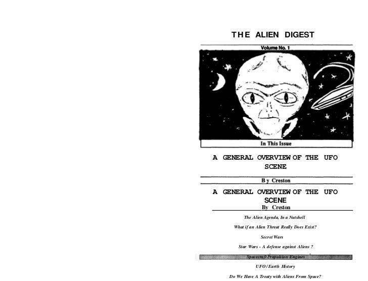 Alien digest vol_1 Slide 2