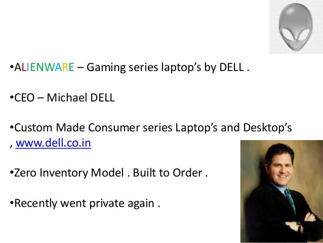 segmentation targeting of dell laptops Sony targets laptop consumers in china: segment global or local  market segmentation, targeting  which consumer should the manager target, and with what position.
