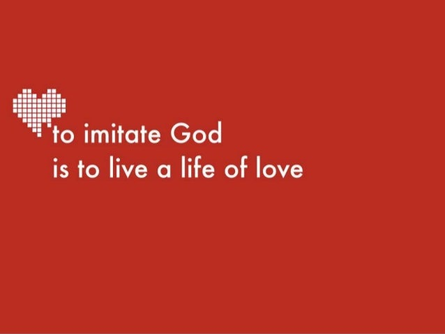 A life of love shine and submit