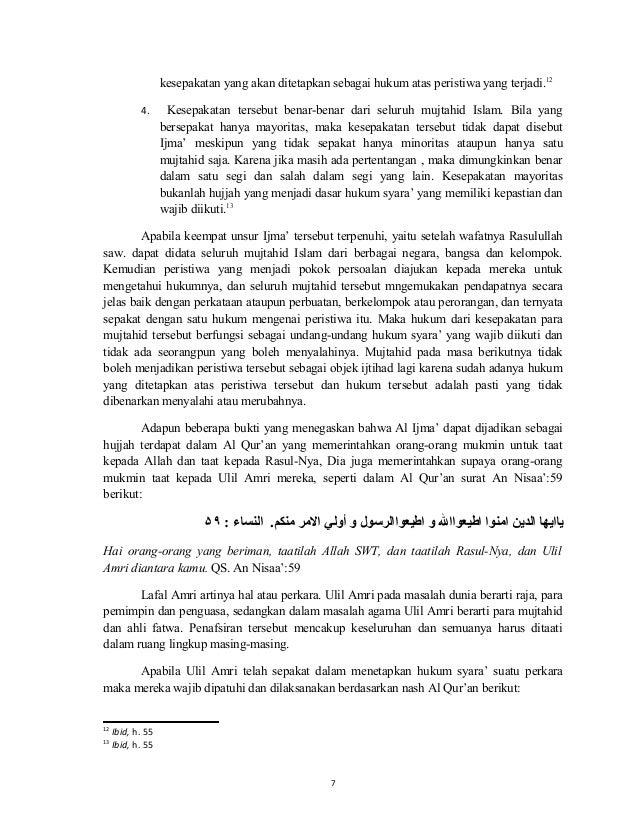 7 kesepakatan yang akan ditetapkan sebagai hukum atas peristiwa yang terjadi.12 4. Kesepakatan tersebut benar-benar dari s...