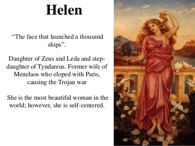 role of women in the iliad