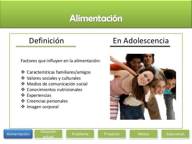 Alimentaci n en adolescentes de pregrado espol for Dieta definicion