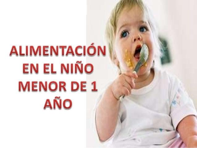 • El proceso nutritivo comienza con la concepción misma. El recambio materno-fetal de nutrientes y energía constituyen la ...