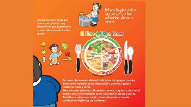 Alimentación en menores