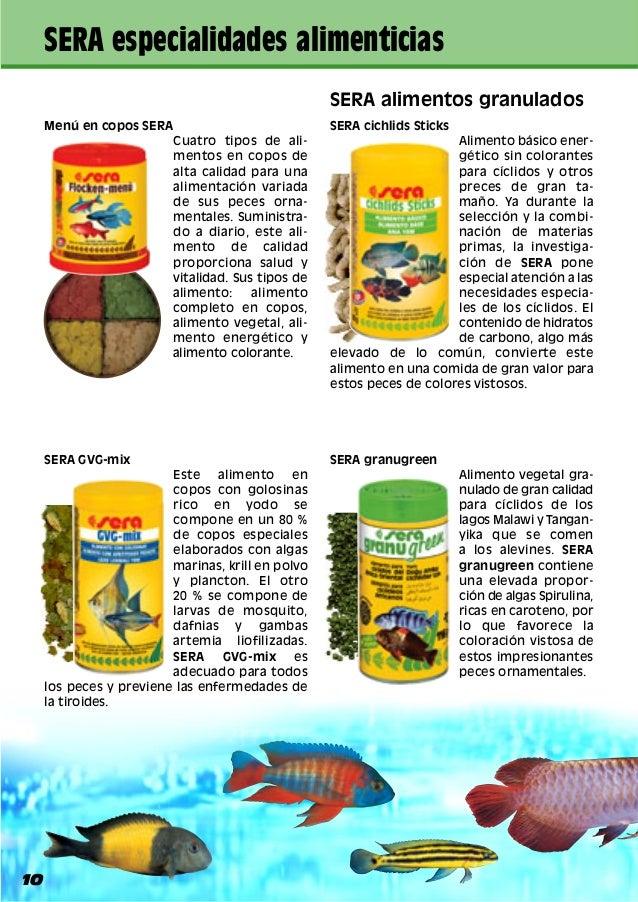 Alimentaciondepecesornamentalessegunelejemplod for Cria de peces ornamentales