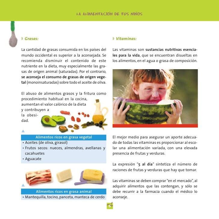 Alimentacion de tus ninos - Alimentos ricos en fibra para ninos ...