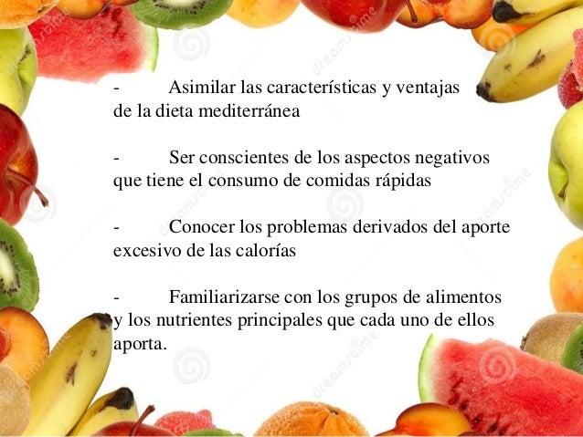 Alimentacion power point - Como calcular las calorias de los alimentos que consumo ...