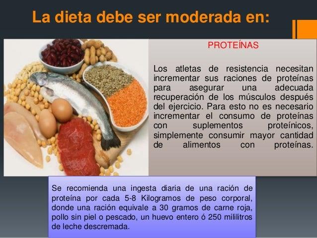 Alimentacion y dieta para deportistas - Como calcular las calorias de los alimentos que consumo ...