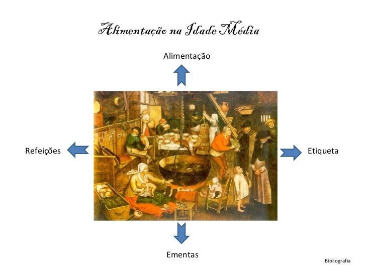A alimentação na Idade Média - Maria do Carmo Gomes