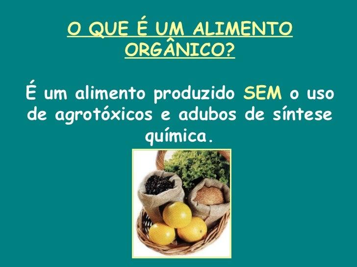Palestra Alimentação Saudável -2009 Slide 3
