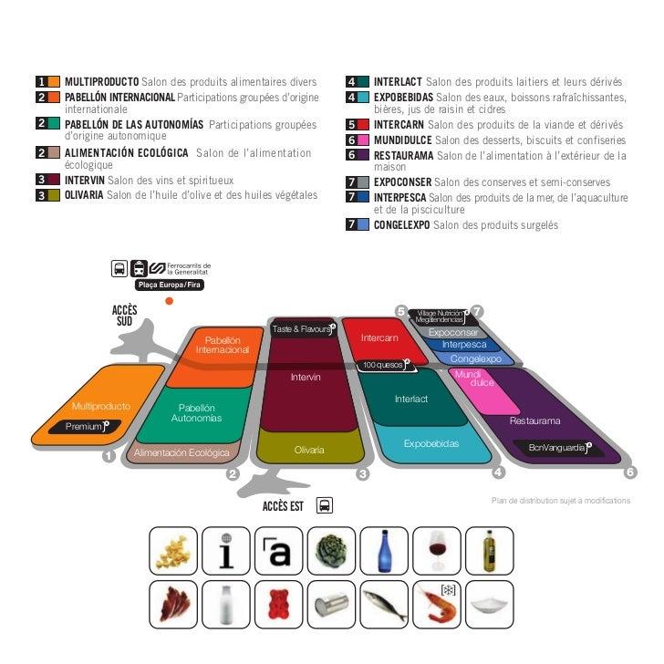 Alimentaria 2012 (Français) Slide 3