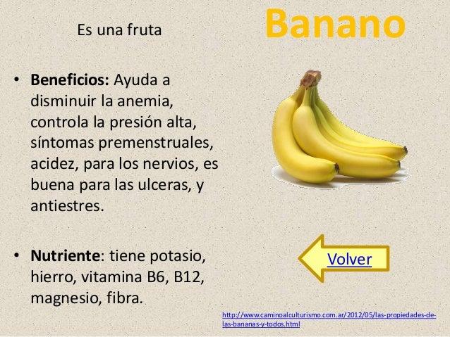 Alimentos - Alimentos para la hipertension alta ...