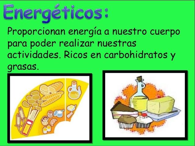 Alimentos - Alimentos ricos en carbohidratos ...