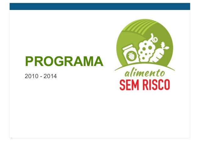 PROGRAMA 2010 - 2014