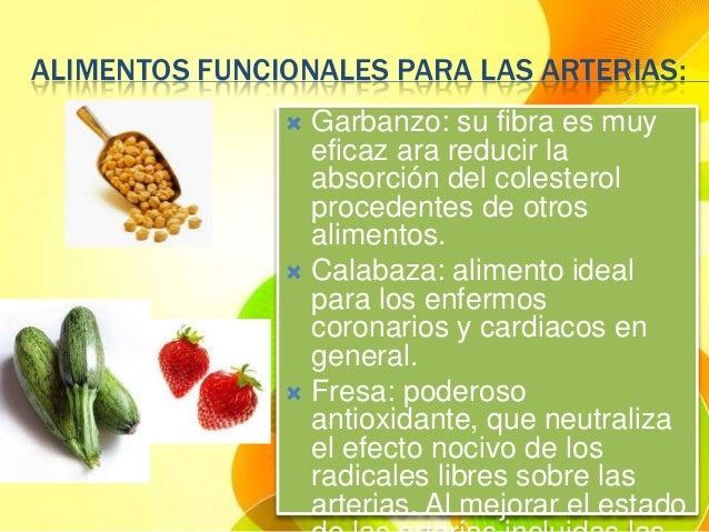 Alimentos para bajar el colesterol los triglicridos y el alimentos funcionales platica ajoene - Alimentos q producen colesterol ...